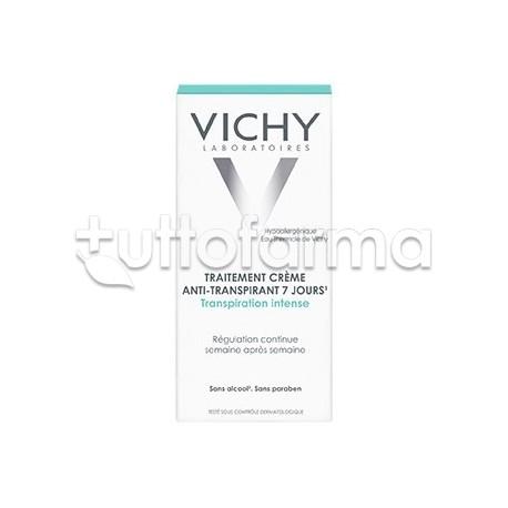 Vichy Deodorante Antitraspirante Crema 7gg 30 ml