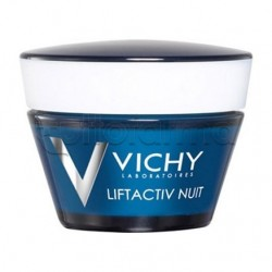 Vichy Liftactiv Derm Source Notte Anti-Rughe 50 ml