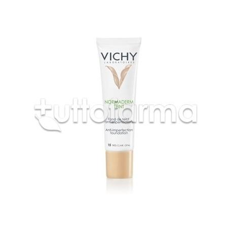 Vichy Normaderm teint 25 Fondotinta Anti-imperfezioni 30 ml