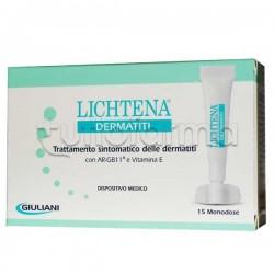 Giuliani Lichtena Trattamento Dermatiti 15 monodose da 2 ml