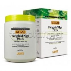 Guam Dren Fango Alga Anticellulite Drenante 1 Kg
