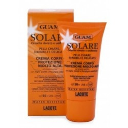 Guam Solare SPF 50+ Crema Protezione Solare Molto Alta 50 ml