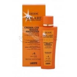 Guam Solare SPF 6 Crema Bassa Protezione per Corpo 150 ml