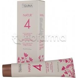 Guna Natur 4 Crema Rigenerante Viso Corpo 75 ml