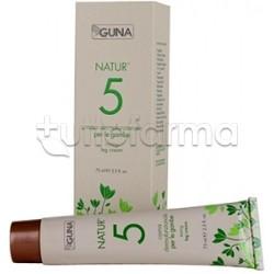 Guna Natur 5 Crema Tonificante Gambe 75 ml