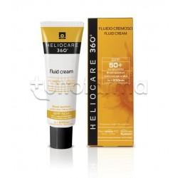 Heliocare 360 Fluid Cream Crema Solare Giorno 50ml