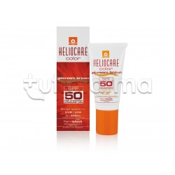 Heliocare Crema Solare Colorata Color Brown SPF 50 50 ml