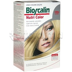 Giuliani Bioscalin Nutricolor Tinta per Capelli New 1000SS Platino 150 ml