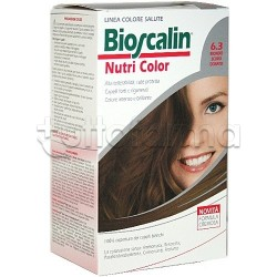 Giuliani Bioscalin Nutricolor Tinta per Capelli New 6.3 Biondo Scuro Dorato 150 ml.