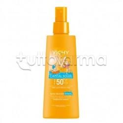 Vichy Capital Soleil Spray Bambini Protezione 50+ 200 ml