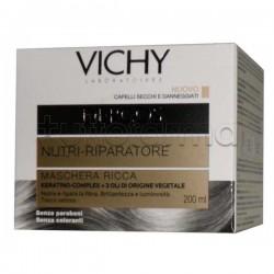 Vichy Dercos Nutriente Riparante Maschera Ristrutturante 200 ml