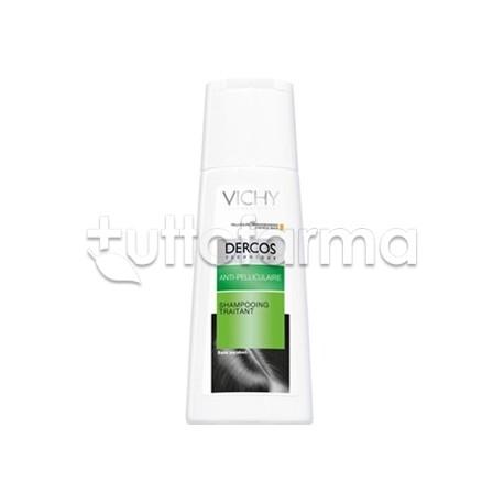 Vichy Dercos Shampoo Antiforfora per Capelli Grassi 200 ml