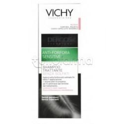 Vichy Dercos Shampoo Antiforfora Sensitive Delicato 200 ml