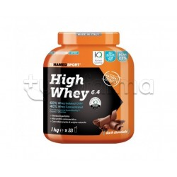 Named Sport High Whey 6.4 Dark Chocolate 1kg