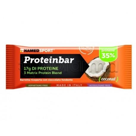Named Sport Proteinbar Barretta Gusto Coconut 50g