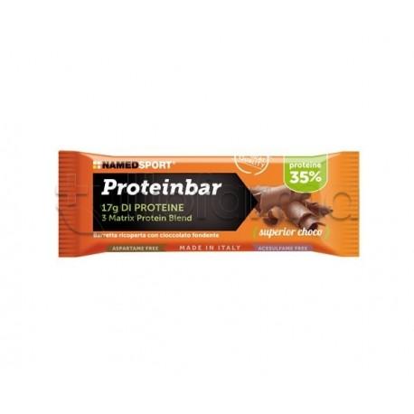 Named Sport Proteinbar Barretta Gusto Superior Choco 50g