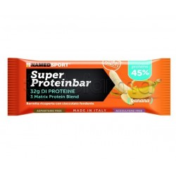 Named Sport Super Proteinbar Barretta Gusto Banana 70g