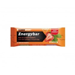 Named Sport Energybar Barretta Gusto Strawberry 35g