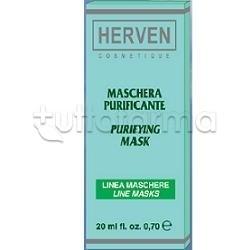 Herven Maschera Purificante Maschere Viso 20 ml
