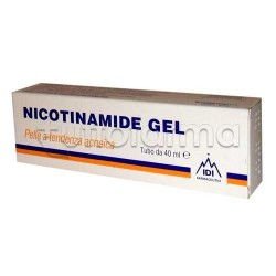 Idi Nicotinamide Gel Trattamento Anti-Acne 40 ml
