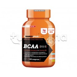 Named Sport BCAA 2:1:1 100 Compresse