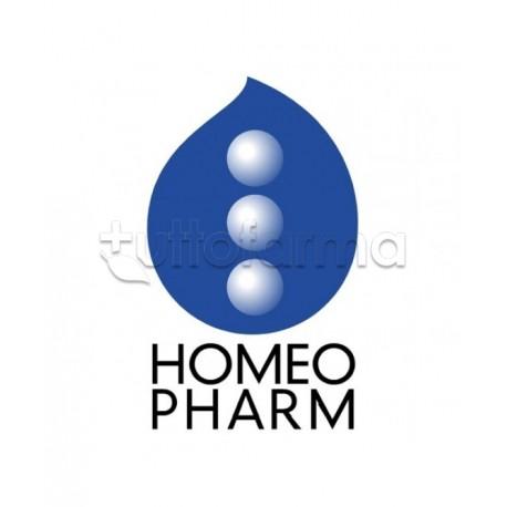 HomeoPharm Homeos 6 Globuli - 12 Tubi