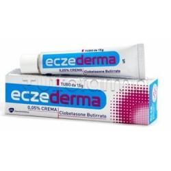Eczederma Crema per Irritazioni e Prurito 0,05% 15gr