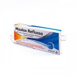 Maalox Reflusso Gastroprotettore per Bruciore di Stomaco e Acidità 7 Compresse 20mg