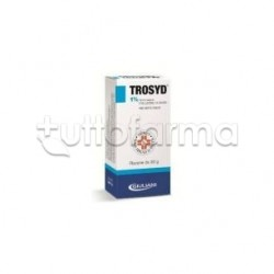 Trosyd Spray Antimicotico per Funghi e Micosi 1% 30gr