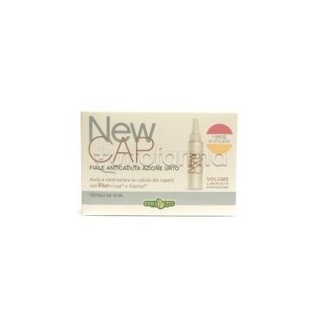 Erba Vita New Cap Fiale Anticaduta Azione Urto 15 Fiale da 10ml c4ea8fcb1e66