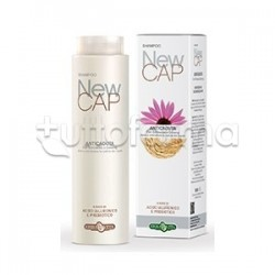Erba Vita New Cap Shampoo Anticaduta per Capelli Fragili 250ml
