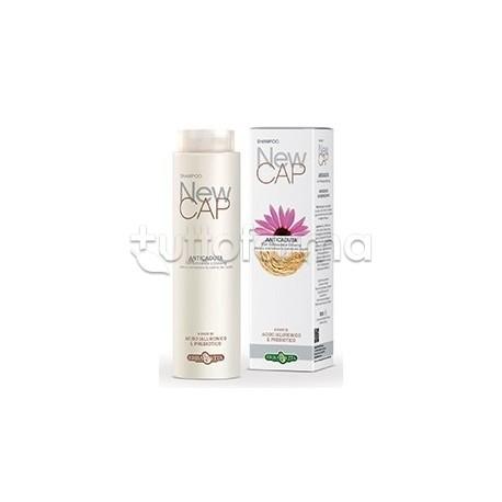 Erba Vita New Cap Shampoo Anticaduta per Capelli Fragili 250ml 44eae583a5ab