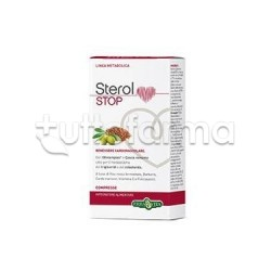 Erba Vita Sterol Stop Integratore per il Colesterolo 30 Compresse
