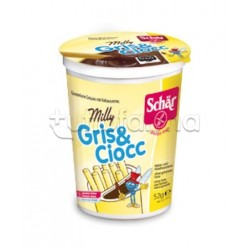 Schar Milly Gris & Ciocc Grissini Senza Glutine Con Crema Al Cacao 52g