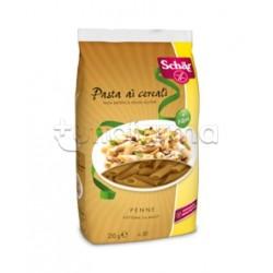 Schar Pasta Senza Glutine Penne Rigate Ai Cereali 250g