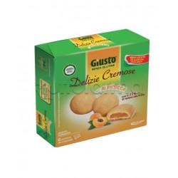 Giuliani Giusto Delizie Cremose Albicocca Senza Glutine Per Celiaci 180g