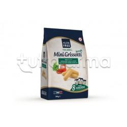 Nutrifree Mini Grissotti Break Senza Glutine per Celiaci 240g