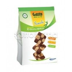 Giuliani Giusto Biscotti Scacchi Senza Glutine Per Celiaci 250g