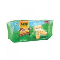 Giuliani Giusto Biscotti Allegretti Senza Glutine Per Celiaci 200g