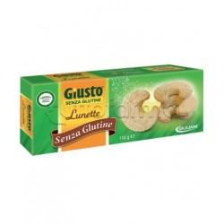 Giuliani Giusto Biscotti Lunette Senza Glutine Per Celiaci 110g