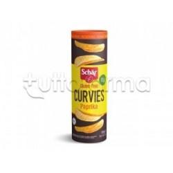 Schar Curvies Paprika Patatine Senza Glutine 170gr
