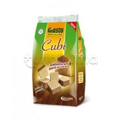 Giuliani Giusto Cubi' Wafer Cacao Senza Glutine Per Celiaci 175g