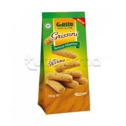 Giuliani Giusto Grissini Sesamo Senza Glutine Per Celiaci 150g