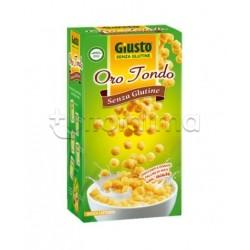 Giuliani Giusto Oro Tondo Mais Soffiato Senza Glutine Per Celiaci 250g
