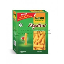 Giuliani Giusto Senza Glutine Per Celiaci Pasta G-Mix Rigatoni 500g