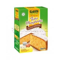 Giuliani Giusto Preparato Torta Margherita Senza Glutine Per Celiaci 350g
