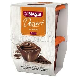 Biaglut Dessert al Cacao Senza Glutine 2 Confezioni da120g