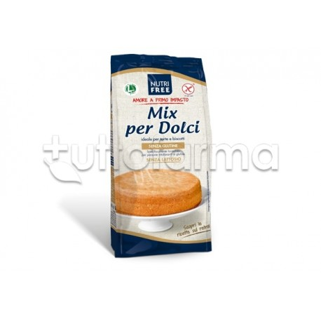 Nutrifree Mix per Dolci Senza Glutine 1Kg