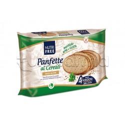 Nutrifree Pane Panfette ai Cereali Senza Glutine 320g