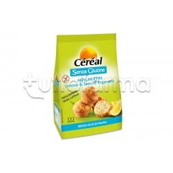 Cereal Mini Muffin al Limone e Semi di Papavero Senza Glutine 210g